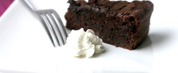 1 Egg Chocolate Cake
