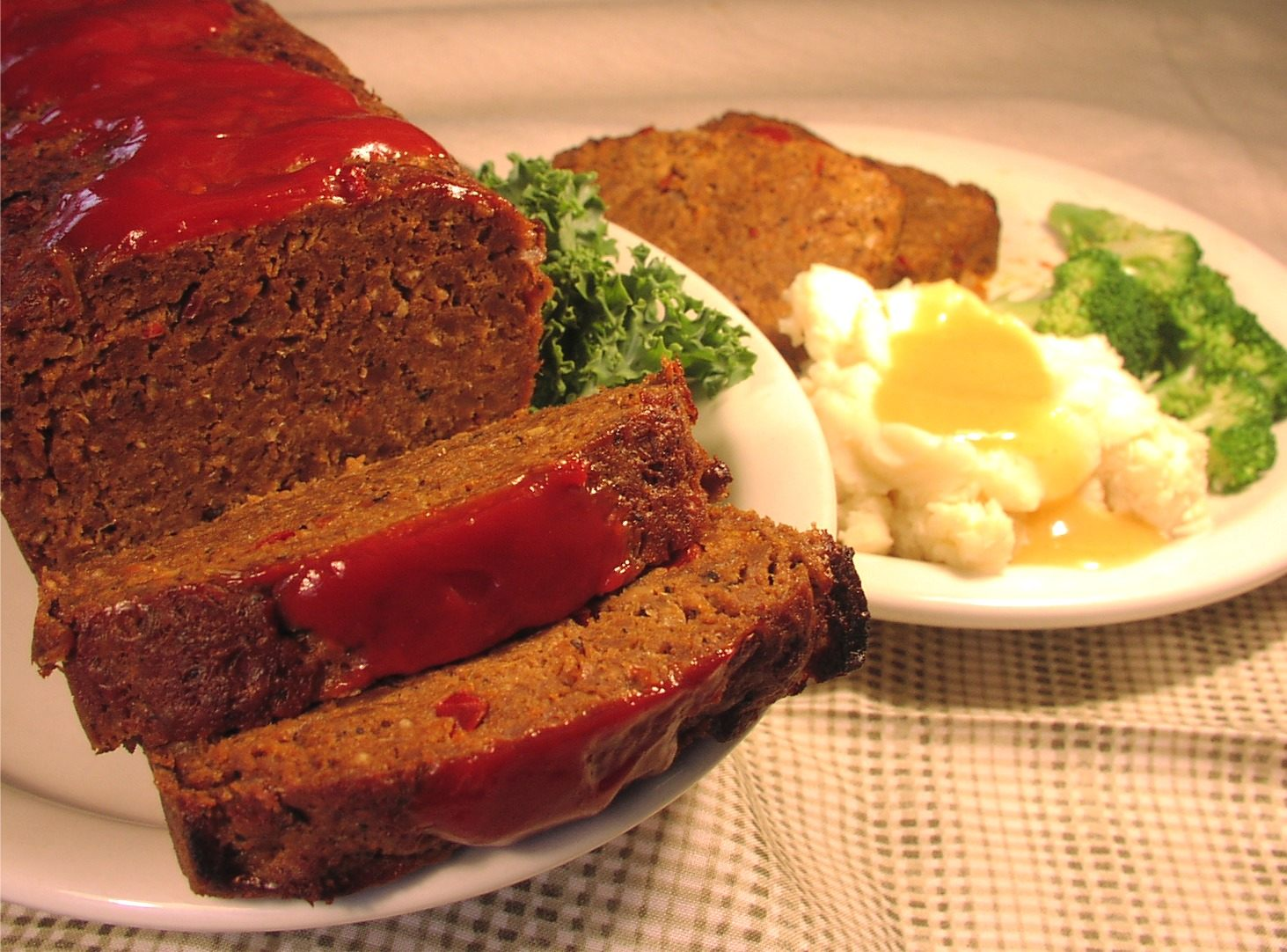 The Best Meatloaf - Fresh