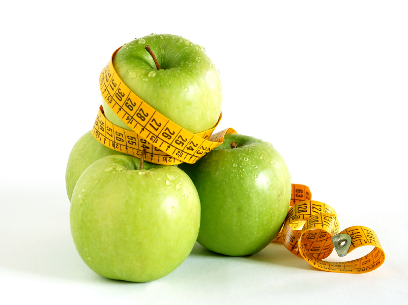 Apples and tape measure SystemSlim