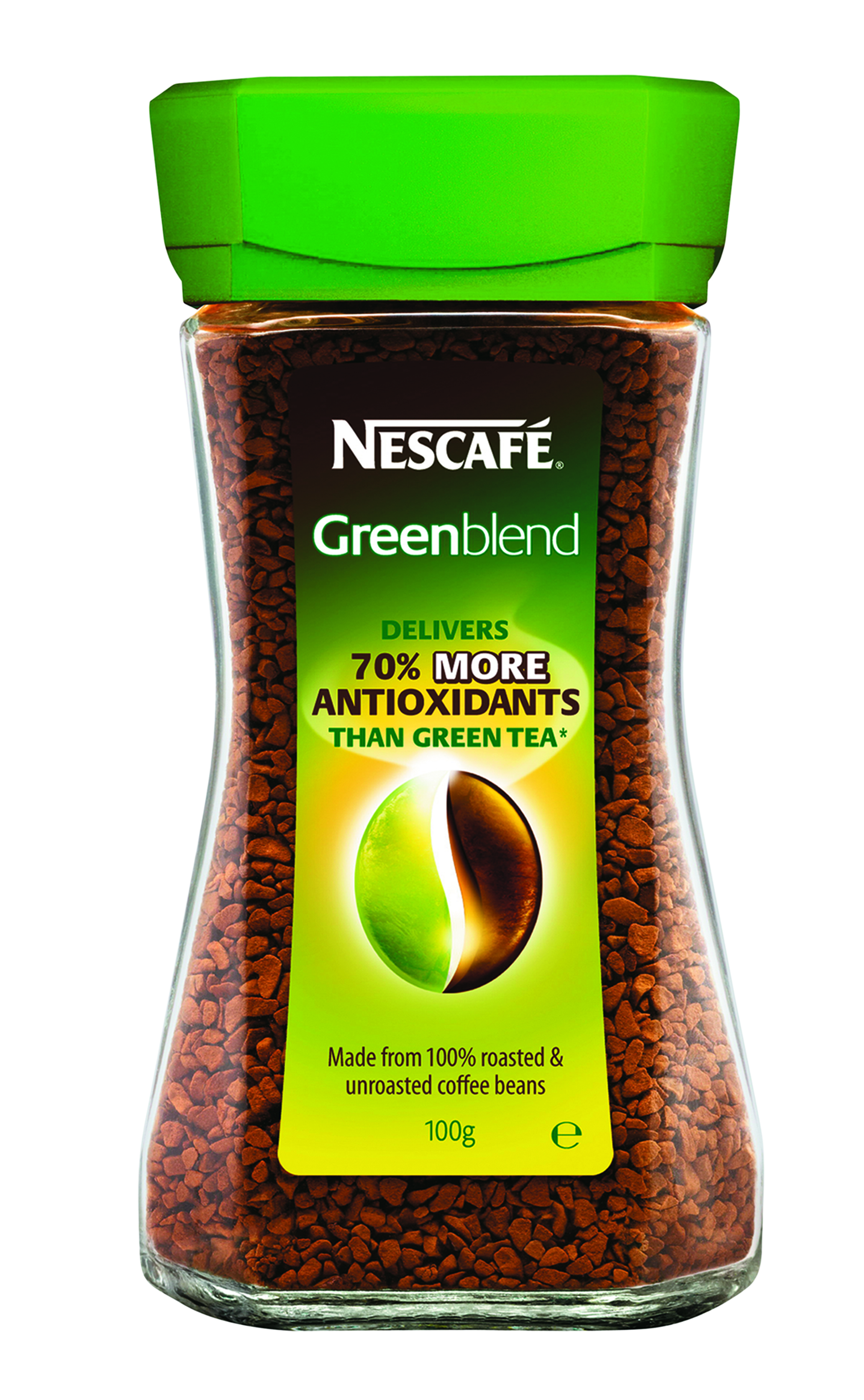 Nestl 233 new zealand has just launched their new nescafe greenblend an