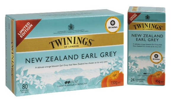 NZ Earl Grey group shot