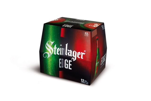 Steinlager Edge 12-pack