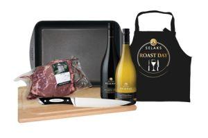 Selaks NZ Roast Day consumer prize pack