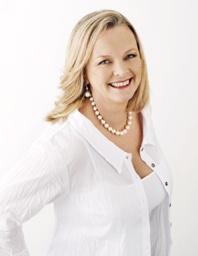 Australian chef and star of Food TV Lyndey Milan