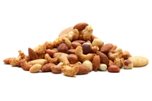 Barbecue Mixed Nuts1