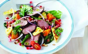 balsamic-glazed-lamb-salad
