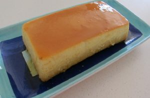 Custard Pudding Cake 3