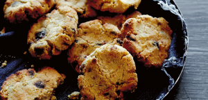 Carrot cake biscuits 26 & 27