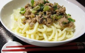 Miso Mince Noodle 2