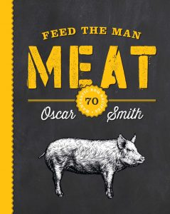 Feed The Man Meat COVER