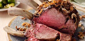 NZ Beef & Lamb Rib Roast giveaway 25.08.16