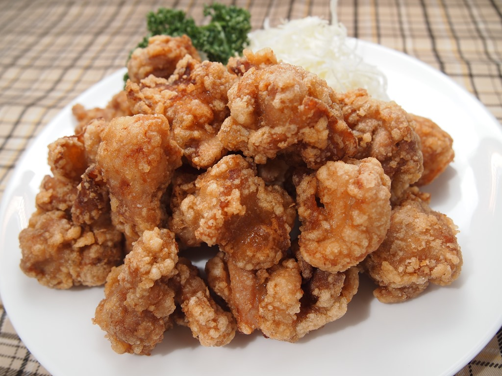 Japanese style fried chicken - Fresh