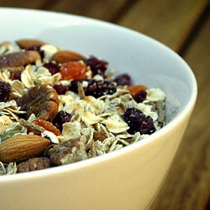 Test finds pesticide in muesli fresh ideas
