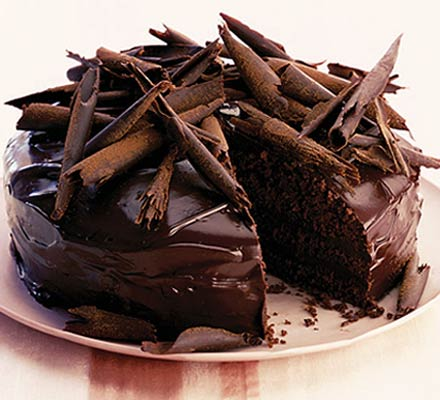 fresh food ideas massive chocolate cake