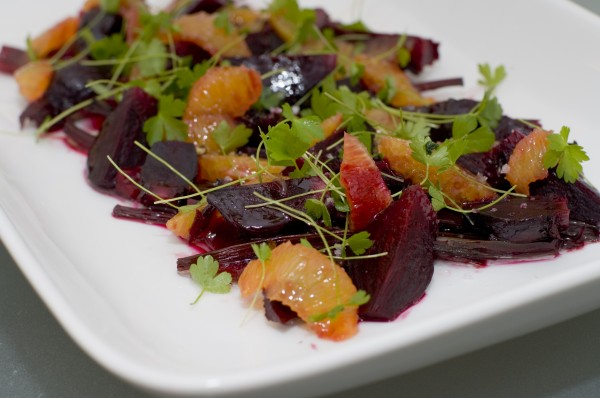 beetroot and orange salad nz summer recipes