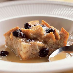 Fresh Ideas Bread Pudding