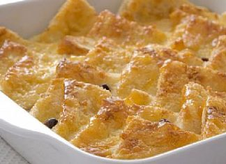 Bread and Butter Pudding - Getting Fresh with... Mark Sainsbury & Shane Cameron - Fresh Ideas