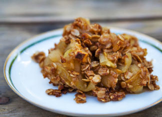 Apple Crisp Fresh recipe ideas