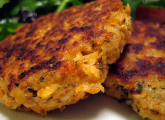 Hash Cackes healthy food ideas