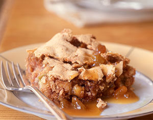 Apple Pudding with butterscotch sauce fresh recipe ideas
