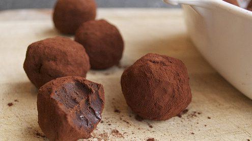 baileys truffles Healthy Food Ideas