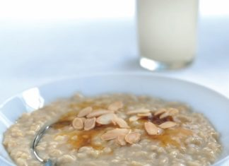 Microwave Porridge Fresh Fast