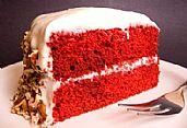 Fresh Fast Red Velvet Cake