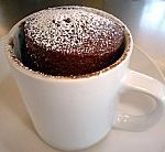 Super Quick Chocolate Mug Cake fresh fast