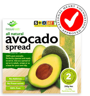 fresh food ideas avocado