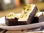 Irish Cream Brownies Fresh food ideas