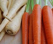 Healthy Food Ideas Carrots and Parsnips