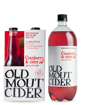 Fresh Ideas - Old Mout Cider hits the Spot