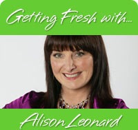 Fresh food ideas Alison Leonard