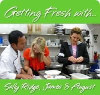 Sally Ridge Gets Fresh fast