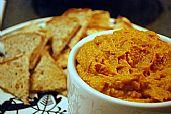 Pumpkin Hummus Healthy Food Ideas