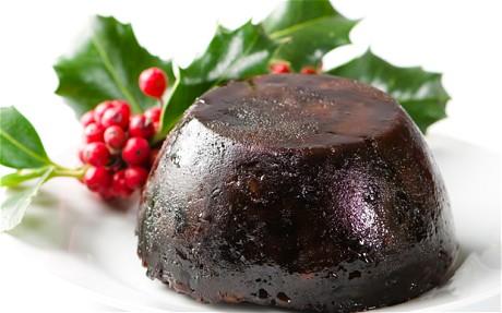 fresh food ideas Christmas cake