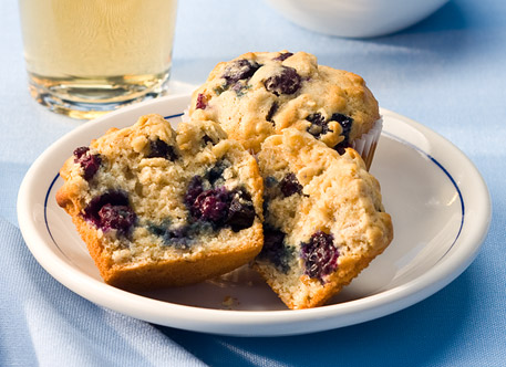 Apple and Blueberry Oaty Healthy Food ideas
