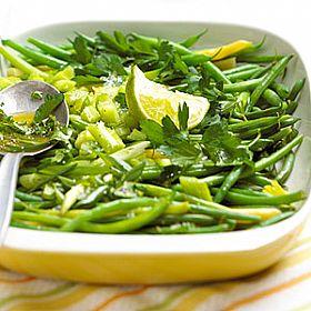 Green Bean Salad healthy food ideas
