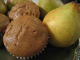 Pear Muffins fresh ideas