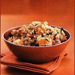 Ancient Grains with Mango and Curried yogurt fresh ideas