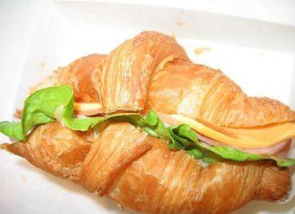 Savoury Croissant Healthy Food Ideas