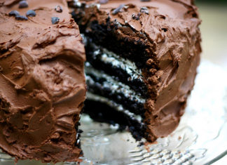 Irish Chocolate Cake fresh ideas