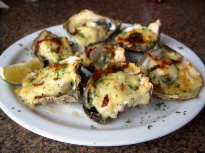 Oysters Rockefeller Healthy food Ideas