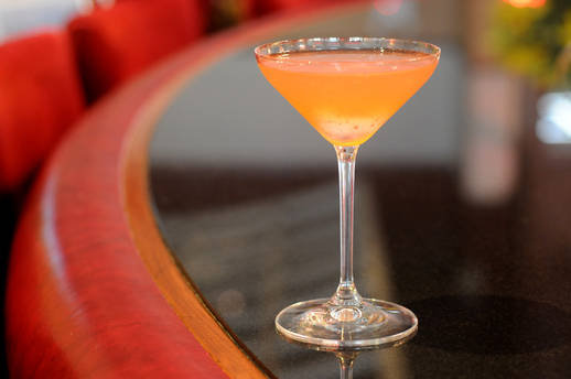 Cocktail Party - Elderflower Cocktail fresh food ideas