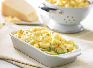 Fresh Ideas Avocado & Macaroni & Cheese or Pasta Bake HR
