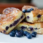 Baked Blueberry French Toast Healthy Food Ideas