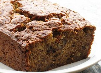Banana Bread for Diabetics healthy food ideas