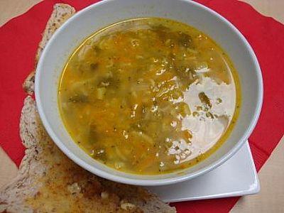 Chicken Vegetable Soup - Fresh Ideas