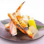 Grilled Crabs Legs - Fresh Ideas