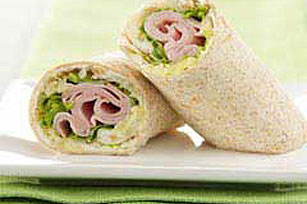 Ham Medley Roll-ups healthy food ideas